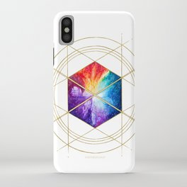 Nebula Titan Sigil iPhone Case
