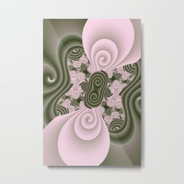 pattern -36- Metal Print