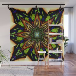 Gift Wrapped Wall Mural