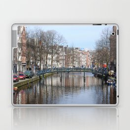 Canals of Amsterdam Laptop & iPad Skin