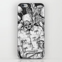 Party Mummies iPhone Skin