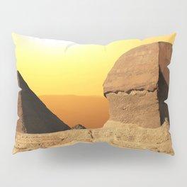 Egypt in Sunset Pillow Sham