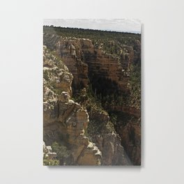 Grand Canyon VIII Metal Print
