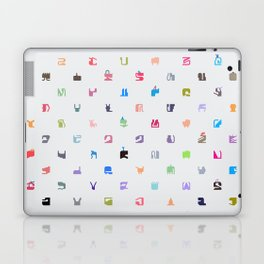 Everything and Everyone Laptop & iPad Skin