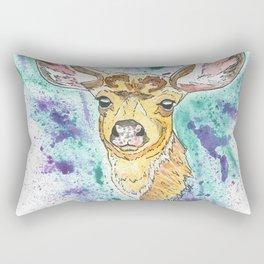 Summer Doe Rectangular Pillow