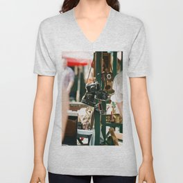Thrift Film Unisex V-Neck