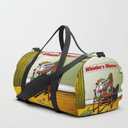 Whistler's Motor Duffle Bag