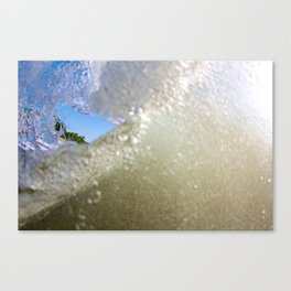 The Tube Collection p3 Canvas Print