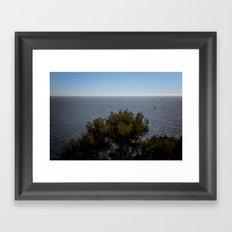 Instants-2012-04 Framed Art Print