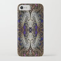 ornate iPhone & iPod Cases featuring Ornate by RingWaveArt