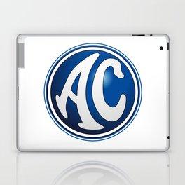 AC Cars Logo Laptop & iPad Skin
