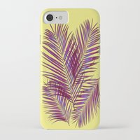 palms iPhone & iPod Cases featuring Palms by  Agostino Lo Coco