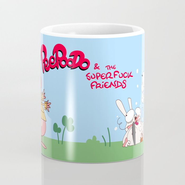 Uh Urgh (Peepoodo) Coffee Mug