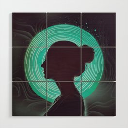 Delta Waves Wood Wall Art