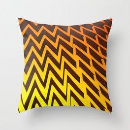 Sizzle Throw Pillow