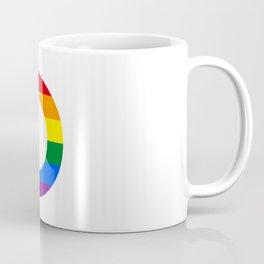 Rainbow alphabet Coffee Mug
