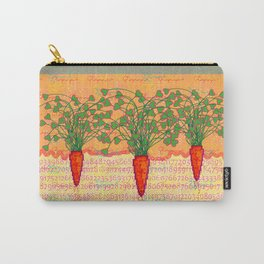 Carrot Love Carry-All Pouch
