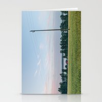 finland Stationery Cards featuring Finland by Johannes Valkama