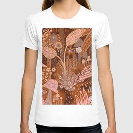 Terracotta Forest T-shirt