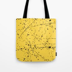 Dazed + Confused [Yellow] Tote Bag