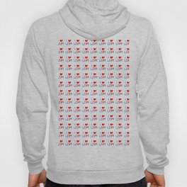 I love USA - america,us,united states,american,new york,hollywoord,spangled,banner,star and strips Hoody