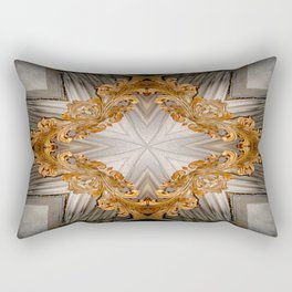 Delusions Of Grandeur II - Vintage Inspired Collection Rectangular Pillow