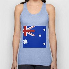 australia flag Unisex Tank Top
