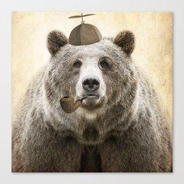 Bear Necessities Canvas Print