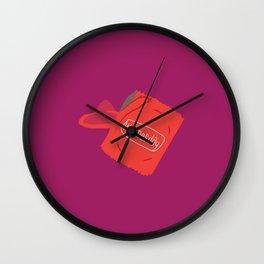 Humpday Wall Clock