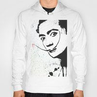 dali Hoodies featuring Dali by Cynthia Alvarez