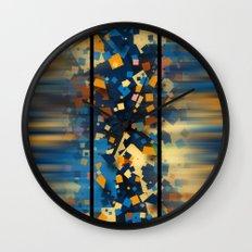 Tornado Wall Clock