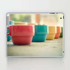 Rainbow Mugs Laptop & iPad Skin