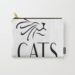 Cats first Carry-All Pouch