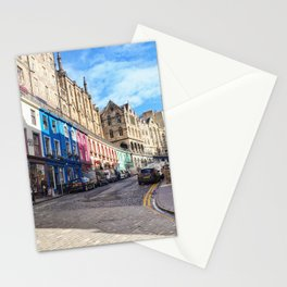 Edinburgh Grassmarket Stationery Cards