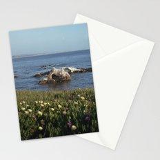Shell Beach California Stationery Cards