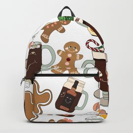 Holiday Drinks Backpack
