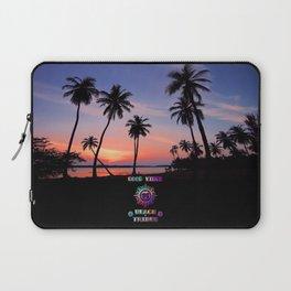 Good Vibes-Beach Tribes Laptop Sleeve