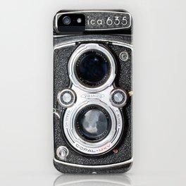 Yashica Vintage Camera iPhone Case