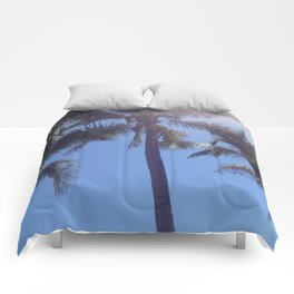 Florida Palms Comforters