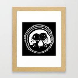 EYEBALLGAG Framed Art Print