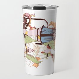 carnage Travel Mug