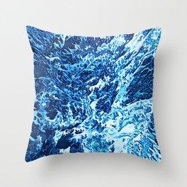 Canagawa Throw Pillow