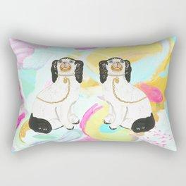 BERNARD ON ABSTRACT Rectangular Pillow