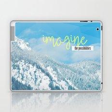 Imagine the Possibilities Laptop & iPad Skin