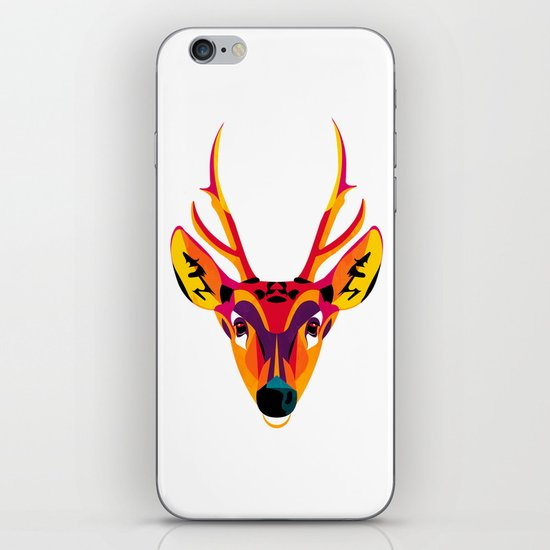 huemul iPhone & iPod Skin