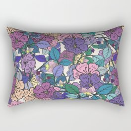 Efflorescence Rectangular Pillow