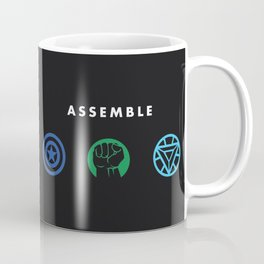Assemble Coffee Mug