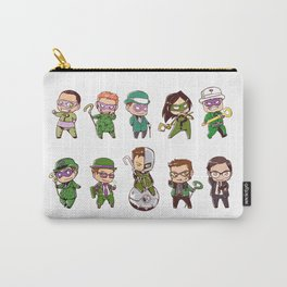 Riddler Chibi Medley Carry-All Pouch
