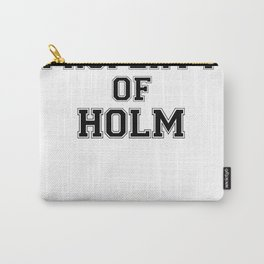Property of HOLM Carry-All Pouch