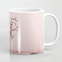 Dry Tree Desert Coffee Mug